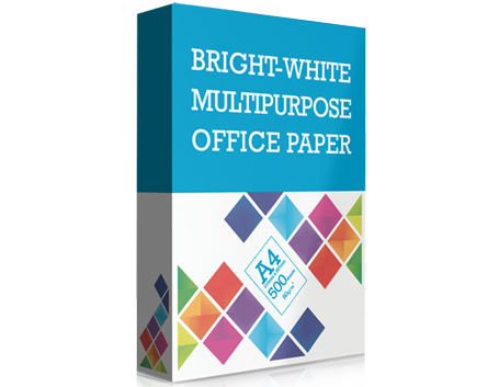 APRIL Bright-white Multipurpose Office Paper