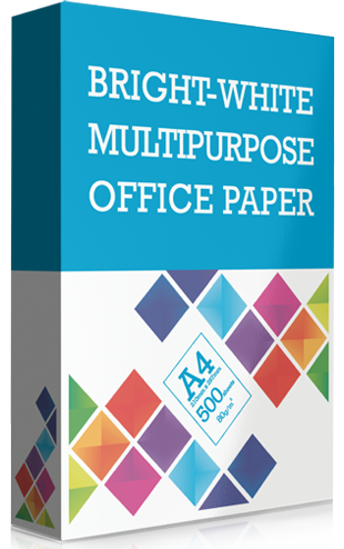 Bright White Multipurpose Office Paper