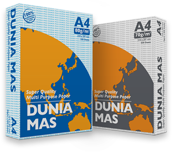 Dunia Mas multi purpose paper